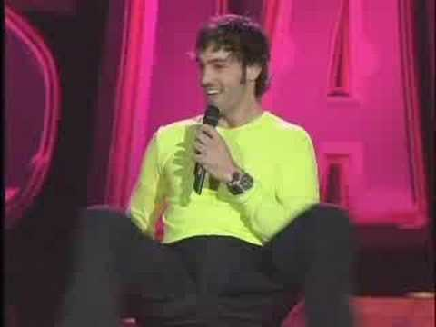 Jeff Dye, Finalist on NBC's Last Comic Standing