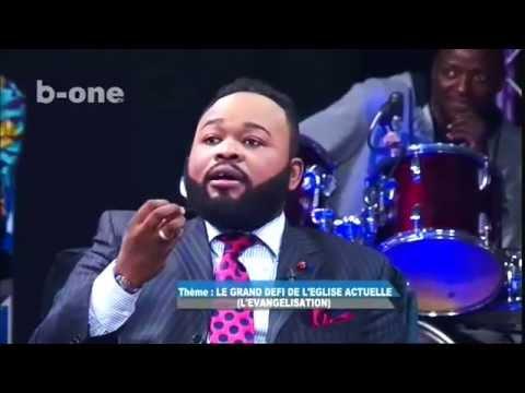 Apôtre Fabrice KIANGATA - À l'emission Ta Grandeur chez B-One/Kinshasa