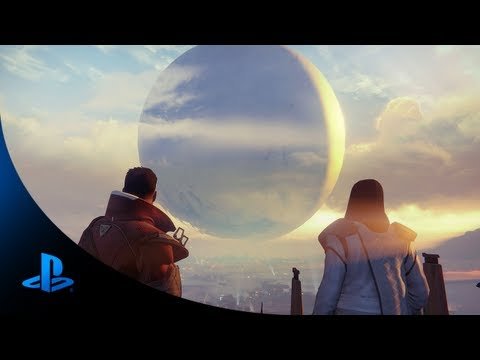 Official Destiny Gameplay Trailer (PS4) | E3 2013