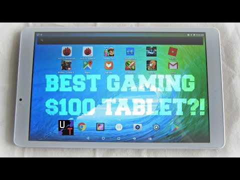 AOSON R103 - 2GB RAM In A $100 Tablet?! [Unboxing & 1st Impressions]