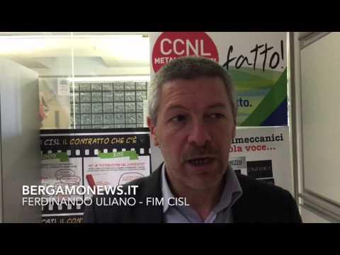 Cisl, Ferdinando Uliano e il progetto Fim 4.0