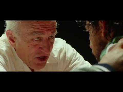'Hands of Stone' (2016) Teaser Trailer