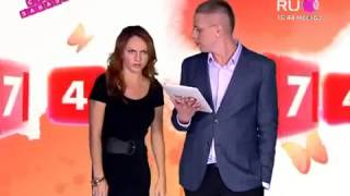 Vj Денс Десюк & МакSим - Стол заказов RU.TV