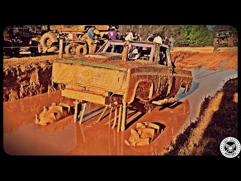 $1000 BOUNTY HOLE @ SHILOH RIDGE OFF-ROAD PARK - Dec 28 2013