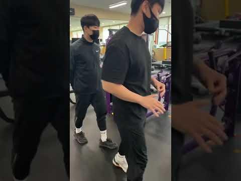 5월 비대면 체육지도 영상 - 헬스기구사용법(김철, 신용재지도자)