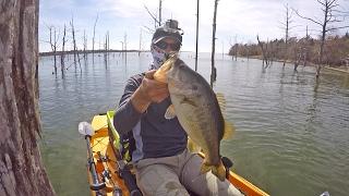 Video Fishing Jigs on Stumps for Pre Spawn Bass MP3, 3GP, MP4, WEBM, AVI, FLV Oktober 2018