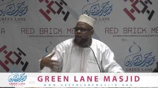 Lessons from the Slander of A'isha (RA) - Sheikh Abu Usamah At-Thahabi