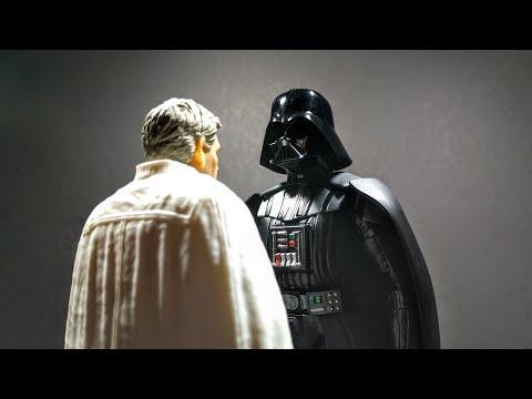 Building Bandai's Star Wars Darth Vader