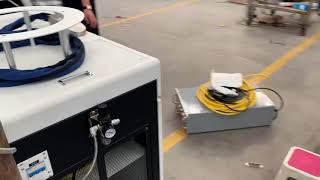 2000W Fiber Laser Welding Machine For Metal youtube video
