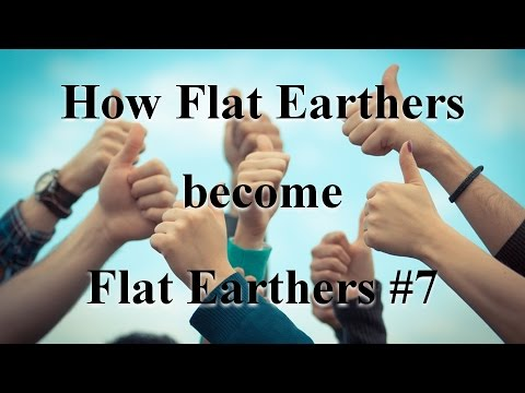 How Flat Earthers become Flat Earthers #7 - Jeranism's Testimonials from his Subs