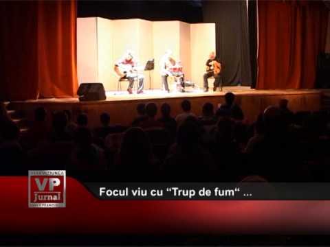 "FOCUL VIU CU ""TRUP DE FUM""…"