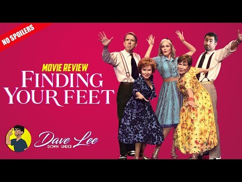 FINDING YOUR FEET - Movie Review