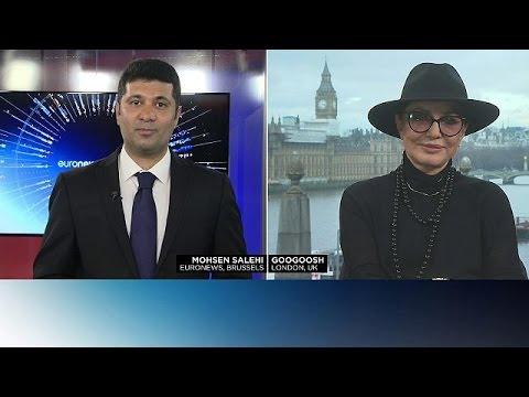 «Οι ΗΠΑ είναι το δεύτερο σπίτι μου», λέει η ιρανή τραγουδίστρια Γκουγκούς
