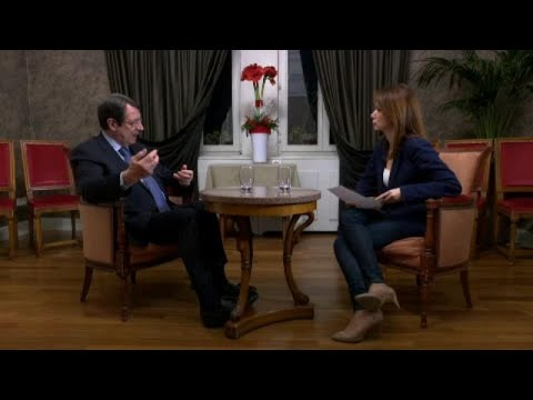 Ν. Αναστασιάδης στο euronews: «Υπάρχει η πρότασή μου για αίσθημα ασφάλειας»…