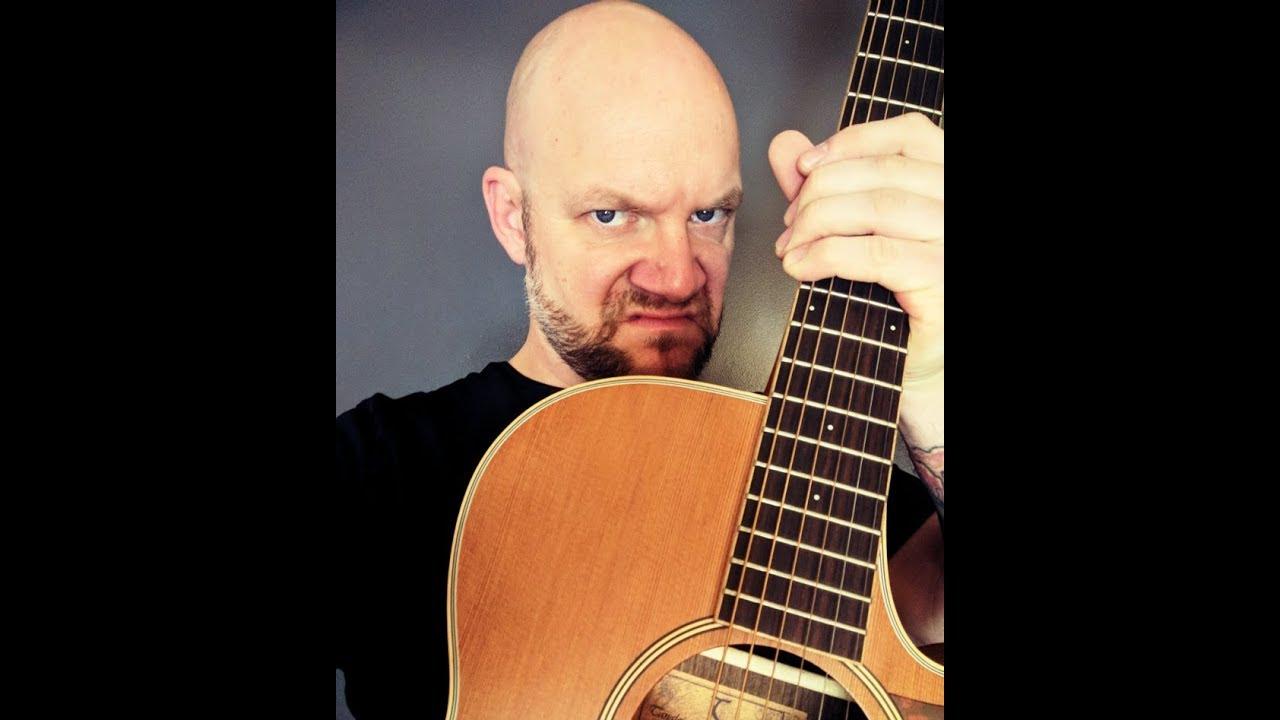 Black Metal On An Acoustic Guitar
