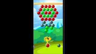 Bubble Shooter YouTube video