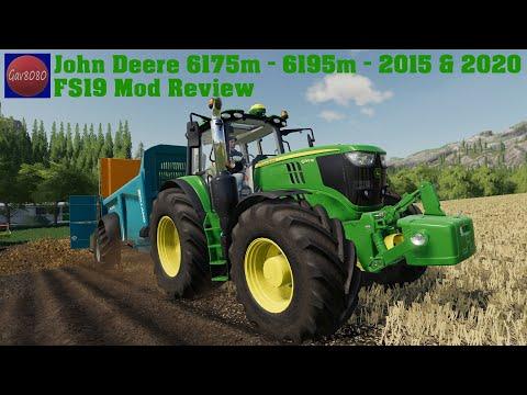 John Deere 6M (2015 and 2020) v1.0.0.0