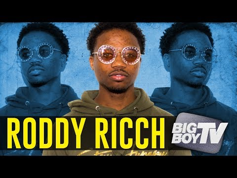 Roddy Ricch on Creating His Own Sound, Nipsey Hussle's Passing, West Coast Music + More!