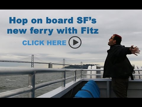 Sneak peek on board San Francisco's newest ferry