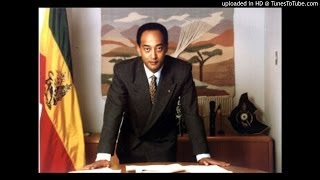 New Year Message From Prince Ermias Sahle Selassie