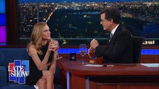 Video Diane Kruger's French Accent Gets Her Out Of Trouble Every Time MP3, 3GP, MP4, WEBM, AVI, FLV Oktober 2018