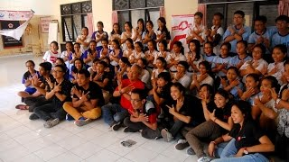 Heart Connection Tour HCT Training Dance4life Bali