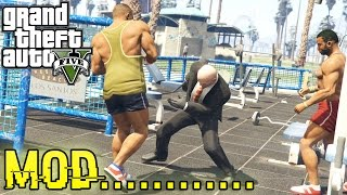 Mod By :  RS Beatshttps://www.gta5-mods.com/misc/realistic-brawling-rs-beatsFeatures: - Decreased Damage for Animals - Decreased Damage for Melee Weapons - Decreased Damage for Kicks and Stomps - Decreased Damage for Knockout Punches - Increased Damage for Counter Attacks - Two Counters will kill someone - Beat Pedestrians without killing them too easy - Brawling Style for better Melee and Attacks - Brawling Style for better Range and Targeting - Brawling Style for better Recovery and Taunt - Backups Music : Tobu - CandylandSupport my channel here : https://www.youtube.com/channel/UC0Bz_M9f2eO2XP3fR0y9o1g GTA V Realistic Brawling [Script + Mods] GTA V Realistic Brawling [Script + Mods]Thank For watching my videos Guys . dont forget to subscribe for more GTA 5 Mods