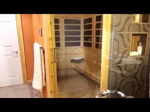 Buy finest quality sauna supplies for better sauna for Basement sauna kit