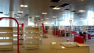 Hjørring Bibliotek - time-lapse