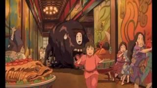 古今東西宮崎走り Scene of running in Hayao Miyazaki's animated cartoon