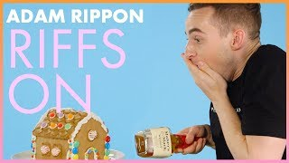 Traditional Holiday Foods   Adam Rippon Riffs On   Cosmopolitan by Cosmopolitan