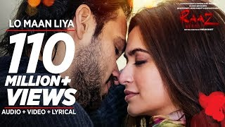 Nonton LO MAAN LIYA Video Song | Raaz Reboot | Arijit Singh | Emraan Hashmi, Kriti Kharbanda, Gaurav Arora Film Subtitle Indonesia Streaming Movie Download