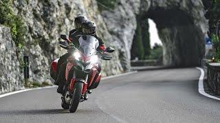 10. Ducati Multistrada 1200 S Touring D-air Review