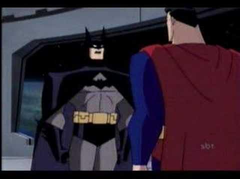Batman x Super man