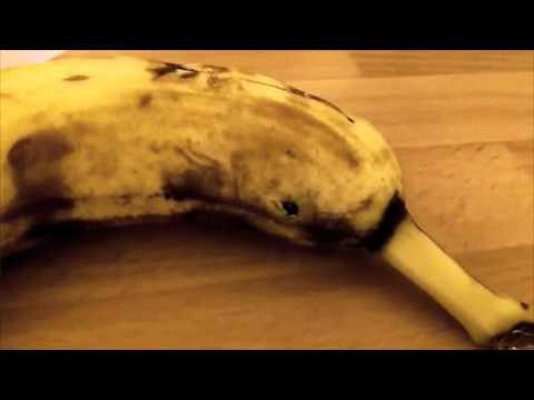 shock: compra delle banane ma dentro trova una sorpresa