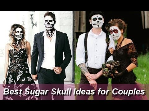 Top 12 sugar skull Makeup Ideas For Couples