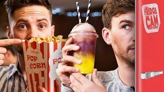 3 Epic Movie Snacks | FridgeCam by SORTEDfood
