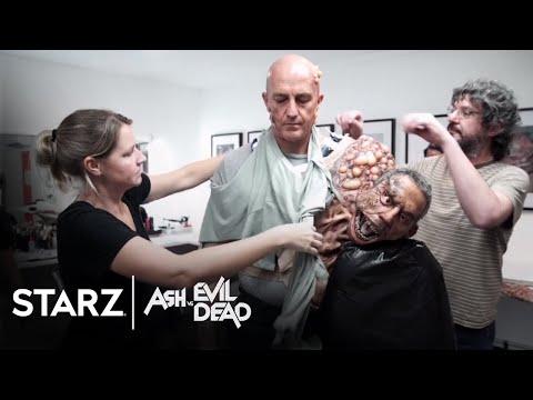 Ash vs Evil Dead | Inside the World of Ash vs Evil Dead | Season 3, Episode 6 | STARZ