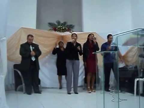 Rendido estou - Ministério de louvor da PIB em Santa Luzia do Norte/AL
