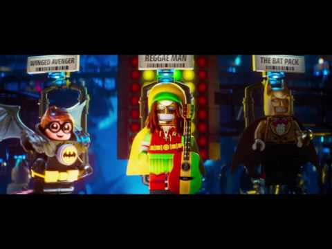 The LEGO Batman Movie Official ComicCon