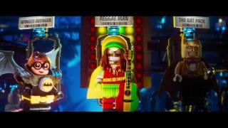 The LEGO Batman Movie  ComicCon Trailer HD