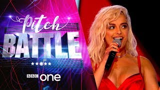 Pitch Battle website: http://bbc.in/2tspn3j All the King's Men sing 'The Way I Are (Dance With Somebody)'. Featuring their Superstar Guest Judge Bebe Rexha.