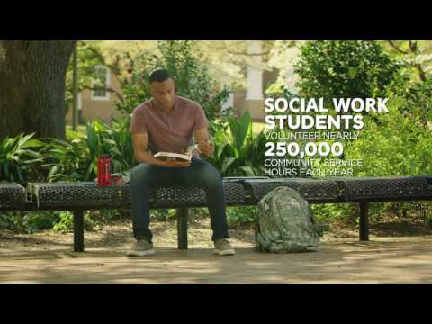 USC Degrees of Health - Social Work Students