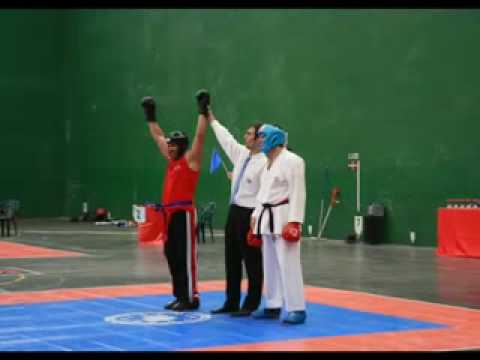Artes Marciales Bilbao. Gimnasios Mugendo: Campeonato Euskadi Wamai 2010 (Alonsotegi, Bizkaia)