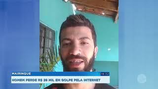 Microempresário de Mairinque perde R$ 28 mil em leilão virtual