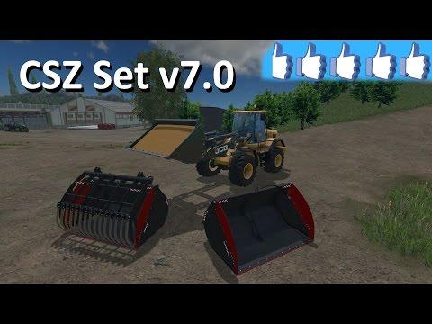 CSZ set v7.0