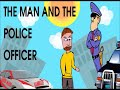 Molested by the police? - How to say it correctly...(learn in 56 seconds ;-)