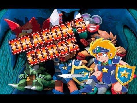 Dragon's Curse PC Engine