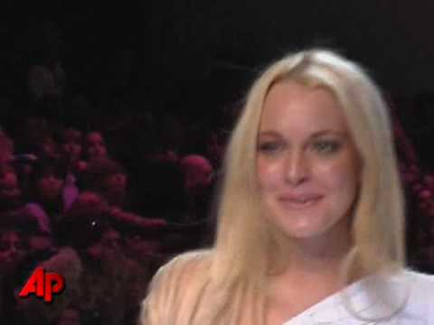 Le prohiben a Lindsay Lohan ir al New York Fashion Week 2010