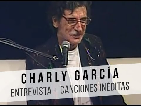 Charly García video Entrevista + Canciones inéditas - Botafogo TV 2005 (CM)